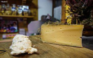 I favolosi formaggi dell'Azienda Agricola Piller Roner Marta