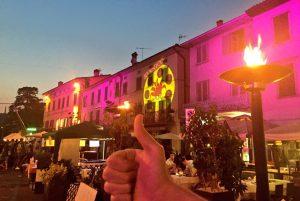 Un'esplosione di colore al Sarnico Busker Fest