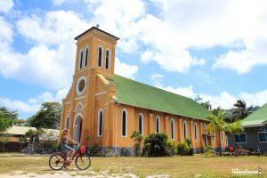 Chiesetta di Anse Reunion